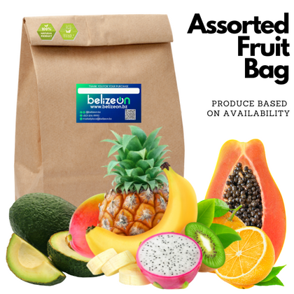 Assorted Fruit Bag