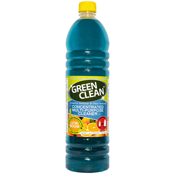 GREEN CLEAN Multipurpose Cleaner_Citriboom 1L