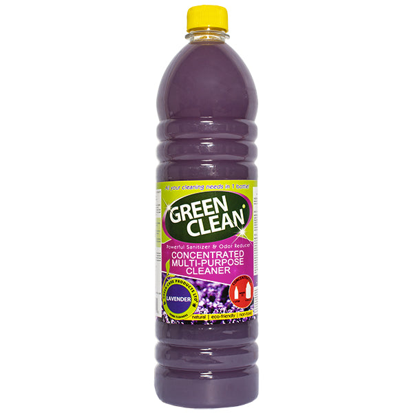 GREEN CLEAN Multipurpose Cleaner_Lavender 1L