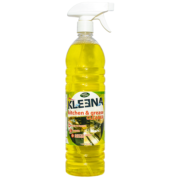 KLEENA Kitchen & Grease Cleaner 1L