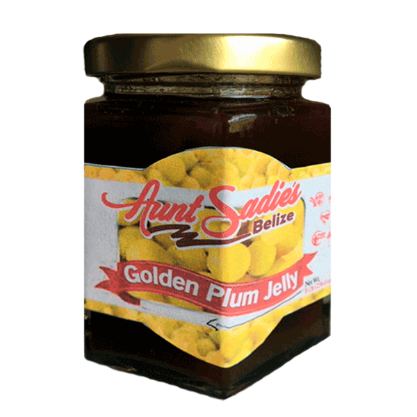 Hot Mama's Belize Golden Plum Jelly 8oz