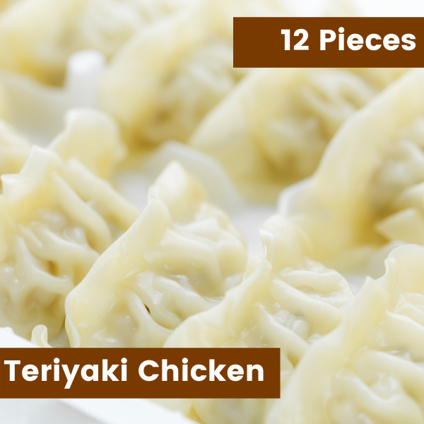 Frozen Dumplings: Teriyaki Chicken