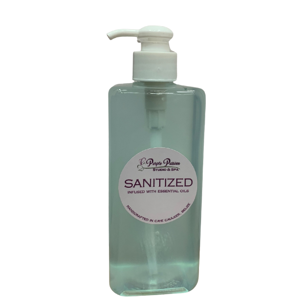 Hand Sanitizer Infused with Essential Oil - 16oz