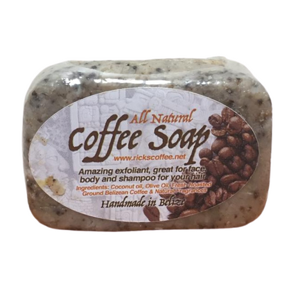 All Natural Coffee Soap
