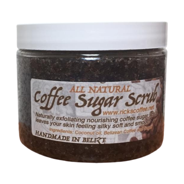 All Natural Coffee Scrub