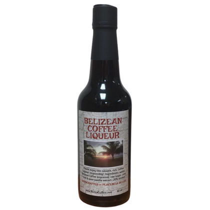 Belizean Coffee Liqueur