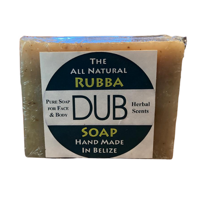 Rubba Dub Soap: Herbal Scents