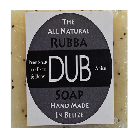 Rubba Dub Soap: Anise (4495743352937)