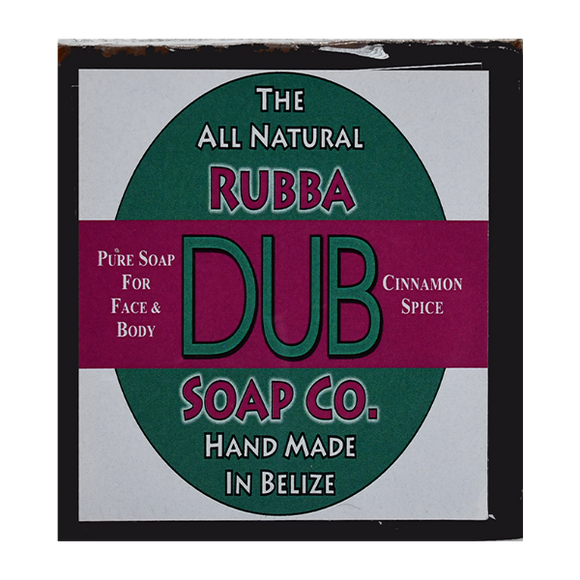 Rubba Dub Soap: Cinnamon Spice (4495743058025)
