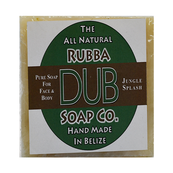 Rubba Dub Soap: Jungle Splash (4495742763113)