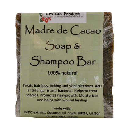 Soap & Shampoo Bar (4518175408233)