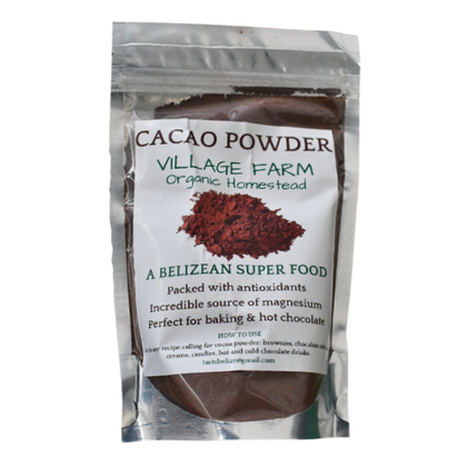 Village Farm Cacao Powder
