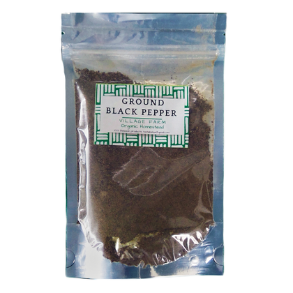 Village Farm Organic Black Pepper (ground)