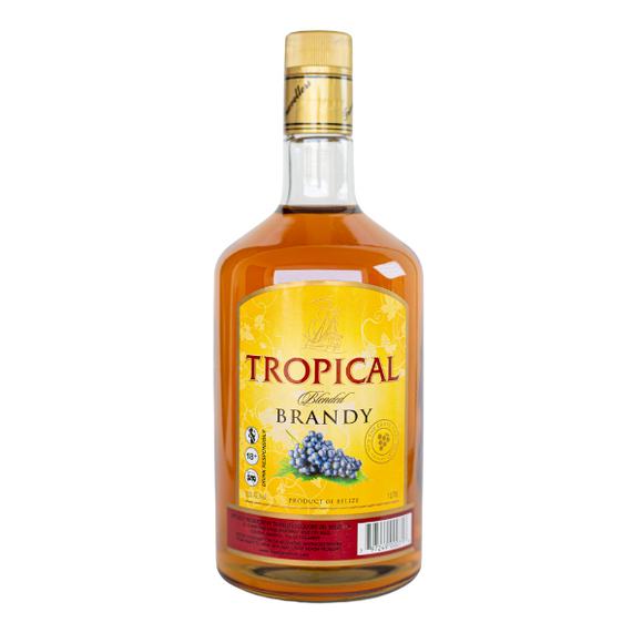 Tropical Brandy- 750 ML (4360790343785)
