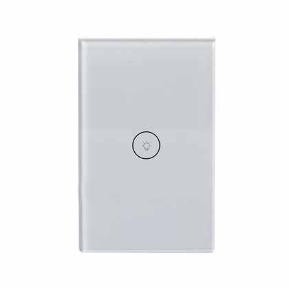 Smart Wifi Light Switch (single)