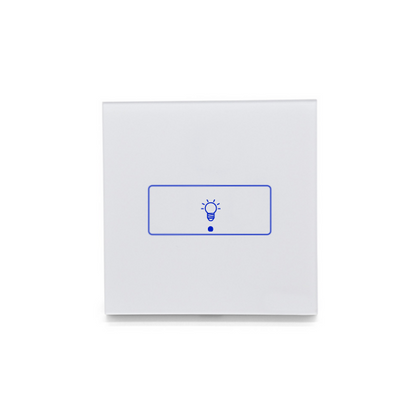 Smart Wifi Light Switch (single) - European Style