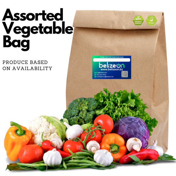 Assorted Vegetable Bag