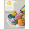 Wilton Tri-Color Swirl Coupler