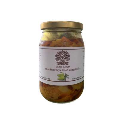 Limited Edition Home-Style Green Mango Pickle