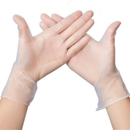 Vinyl Medical Gloves