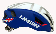 Load image into Gallery viewer, Limar Air Speed GB Special Edition Road Helmet With Magnetic Buckle