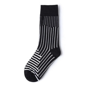 Urgot 6 Pairs New Socks Women Couple Wholesale Childlike Fun Series Illustration Personality Socks Breathable Unisex Long Tube