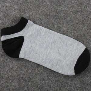 Urgot 10pcs=5 Pairs/lot Men's Short Socks Vintage Nation Style Casual Ankle Socks Men's Low Cut Male Boat Socks Meias Calcetines