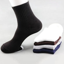 Load image into Gallery viewer, Urgot 5 Pairs Men's Short Socks Summer Breathable Cotton  Ankle Socks Male Business Casual Autumn Fashion Sock Meias Calcetines