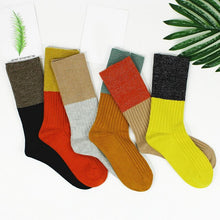 Load image into Gallery viewer, Urgot 5 Pairs Women's Heap Heap Socks Female Ins Spring Autumn Korean Version Trend College Style Japanese Ladies Girls Meias