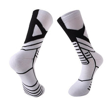 Load image into Gallery viewer, Urgot 3 Pairs Men's Professional Towel Bottom Sports Basket Ball Socks Thickened High Quality Long Tube Elite Sports Socks Meias