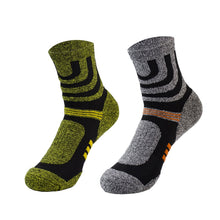 Load image into Gallery viewer, (5 pairs/lot) Quality Professional Comfortable Elasticity Breathable Thick Trekking Riding Bicycle Men Brand Socks Meias Sokken