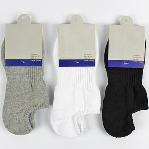 3pairs Men Women Whole Towel Terry Winter Warm Sock Cotton Male Brief Invisible Slippers Thick Socks Shallow Mouth No Show Socks