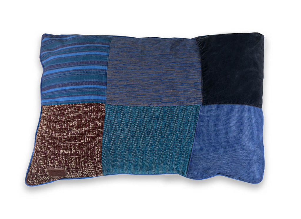 BFF Pillow - Rectangle - Blue 05