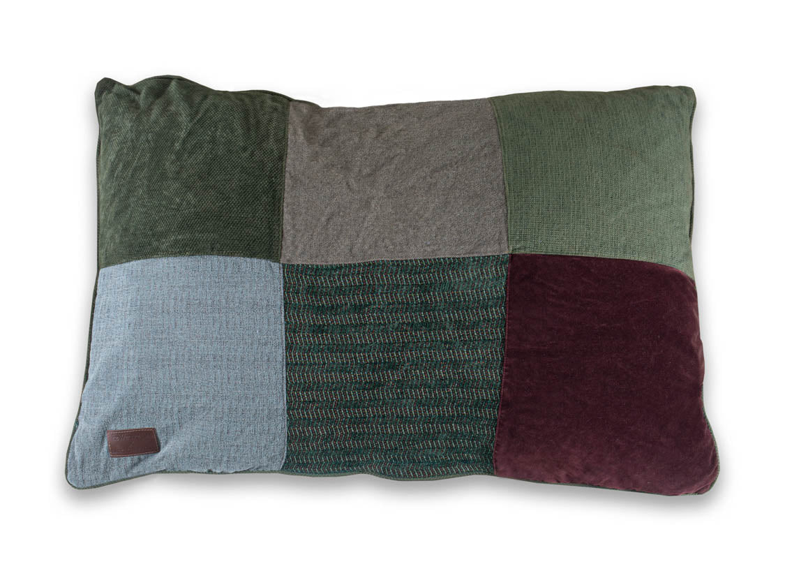 BFF Pillow - Rectangle - Green 01