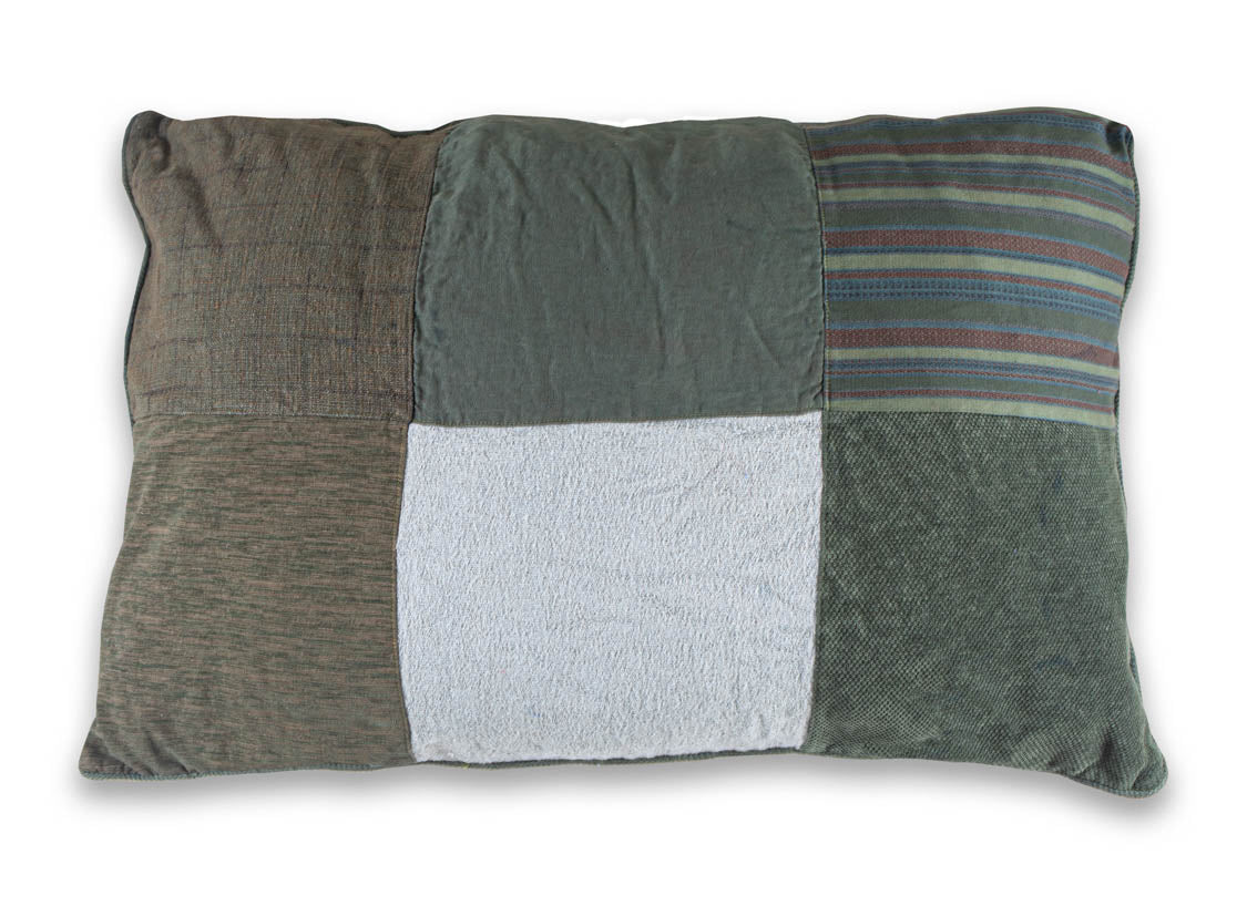 BFF Pillow - Rectangle - Green 02