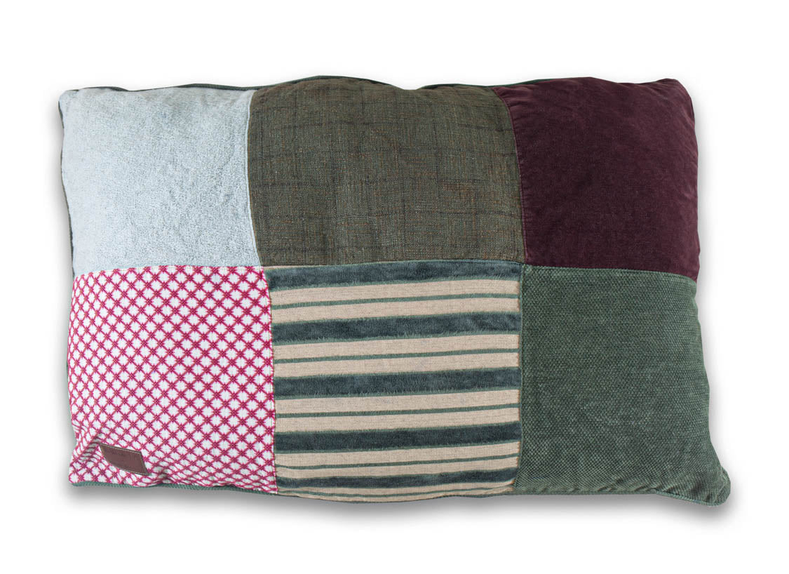 BFF Pillow - Rectangle - Green 03