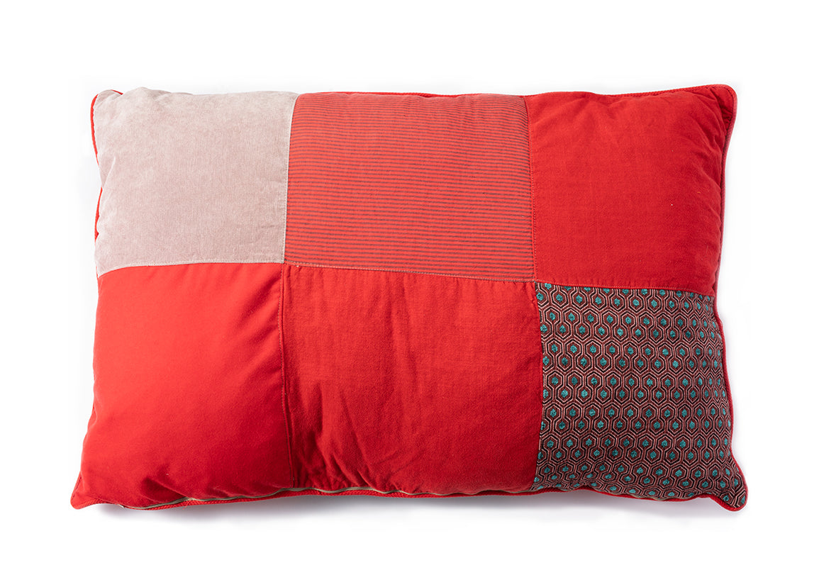 BFF Pillow - Rectangle - Red 03