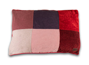 BFF Pet Pillow - Rectangle - Red 05