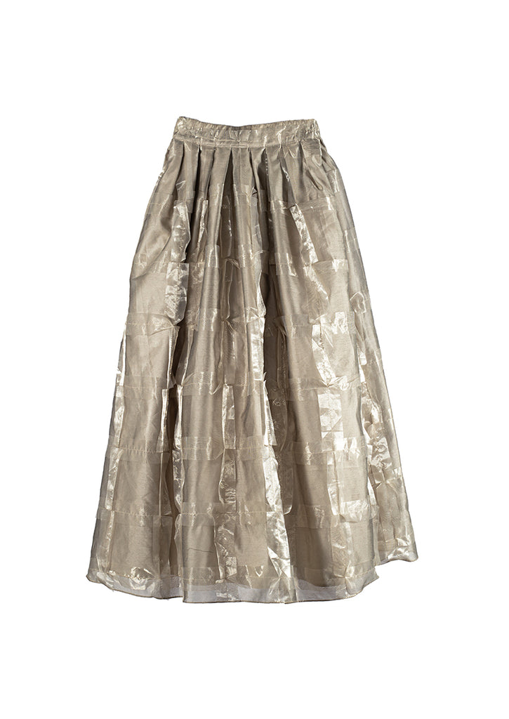 The Ball Skirt – Champagne