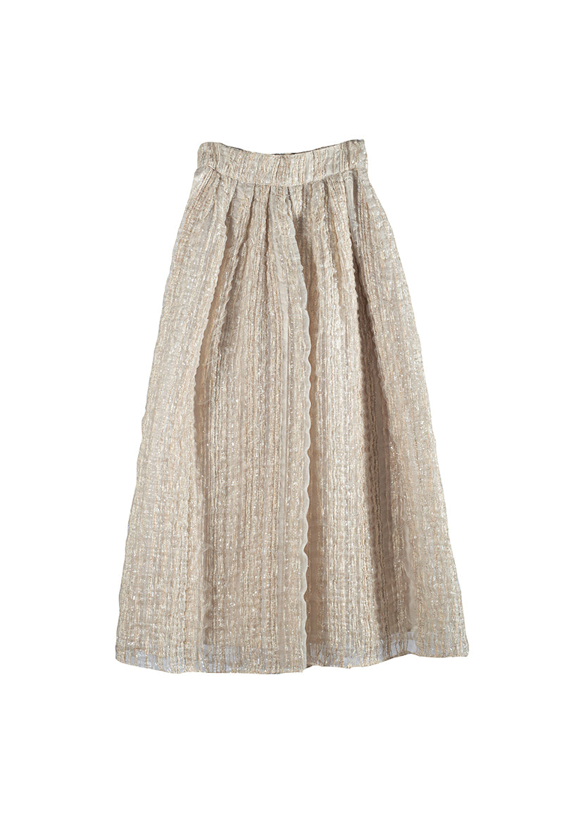 The Ball Skirt – Cream