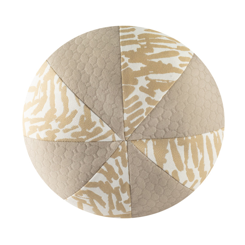 "10"" Outdoor Ball Pillow - Wildly Subtle"