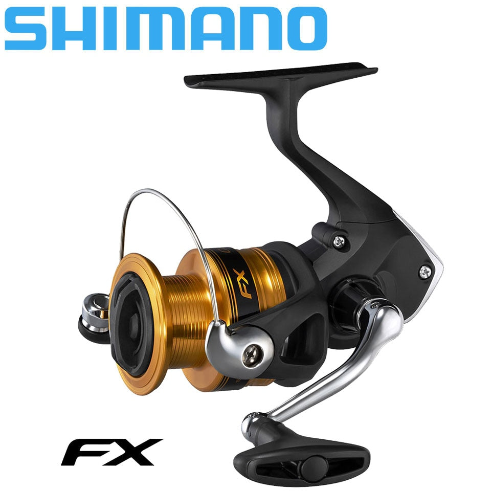 SHIMANO FX Spinning Fishing Reels long casting
