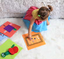 Load image into Gallery viewer, tantinotoys - Set planse senzoriale (Tantino Sensory Boards) -