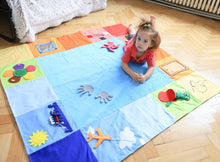 Load image into Gallery viewer, tantinotoys - Patura senzoriala Tantino (Tantino Activity Mat) -