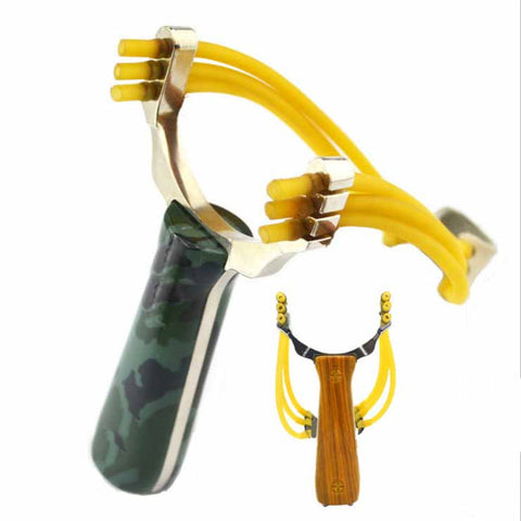 Professional High Tension Slingshot