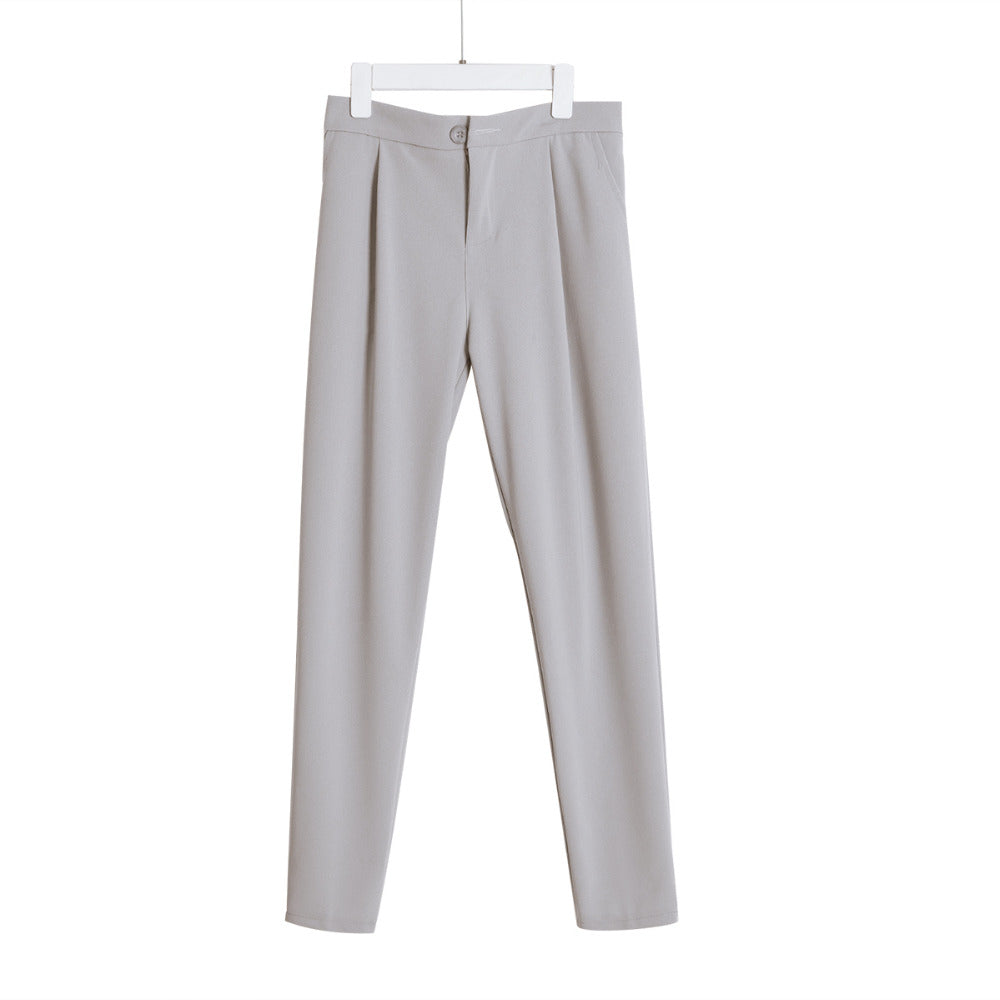 Spring Autumn Fashion Women Pants
