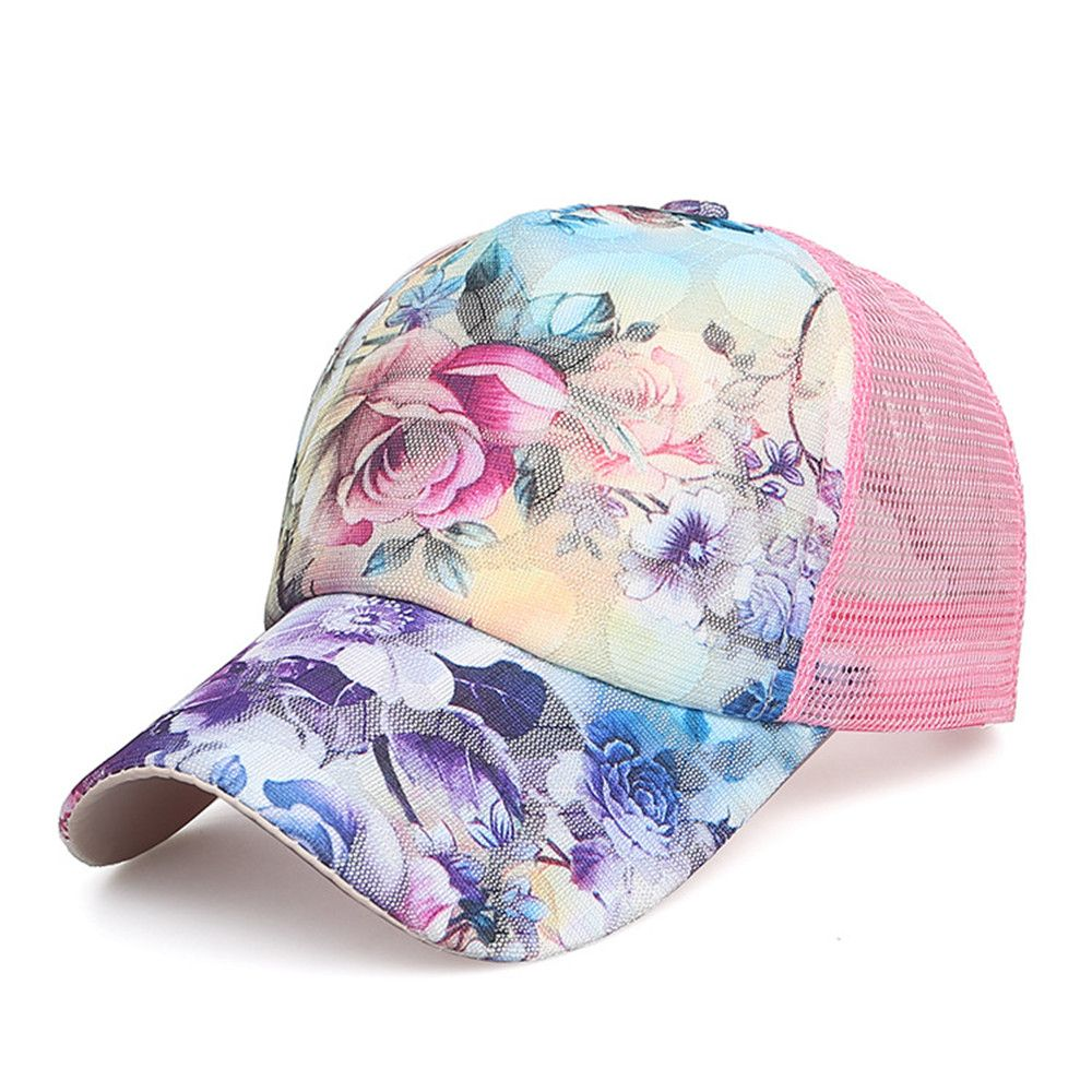 Women Fashion Breathable  Hat Summer