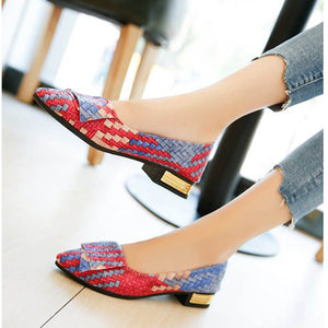 Spring Women Shoes Fashion Comfortable