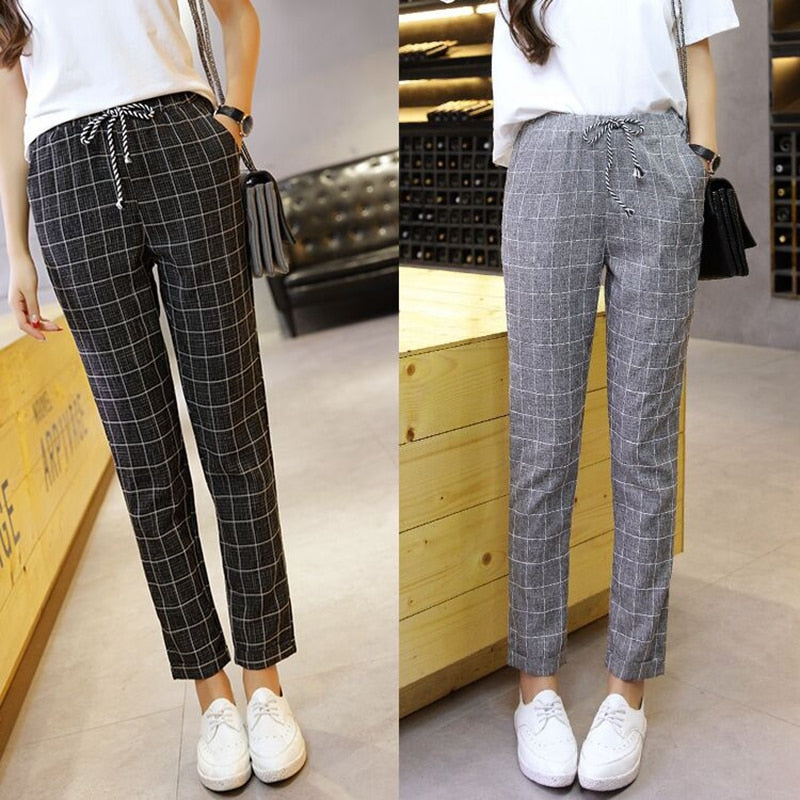Pants Newest Cotton Women autumn