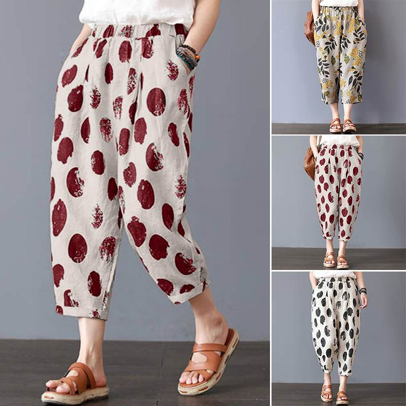 2019 Summer Women Pants New